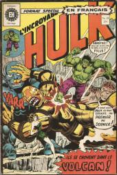 L'incroyable Hulk (Éditions Héritage) -29- Ils se cachent dans le volcan!