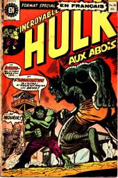 L'incroyable Hulk (Éditions Héritage) -30- Vengeance !
