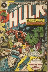 L'incroyable Hulk (Éditions Héritage) -31- On ne peut donc pas tuer Juggernaut?