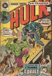 L'incroyable Hulk (Éditions Héritage) -32- Nos lecteurs se souviennent-ils... de Cobalt Man?