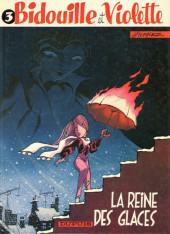 Bidouille et Violette -3- La Reine des glaces
