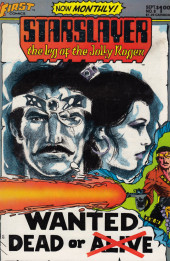 Starslayer (1982) -8- The Raptor Is a Bird of Prey