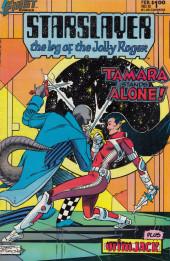 Starslayer (1982) -13- Tamara Stands Alone!