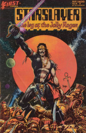 Starslayer (1982) -14- Stand