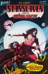 Starslayer (1982) -18- Blood and Thunder