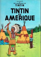 Tintin (Historique) -3B36'- Tintin en Amérique