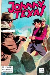 Johnny Texas -50- Un boy courageux