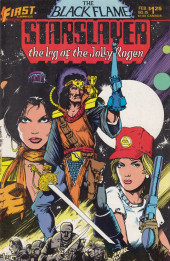 Starslayer (1982) -25- Mysteries