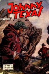 Johnny Texas -51- Le roi des débrouillards