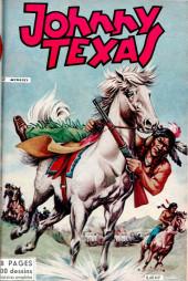 Johnny Texas -52- La piste du borgne