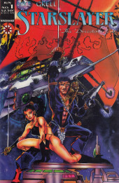 Starslayer (1995) -1- Beyond the frontiers of imagination lie worlds unexplored...