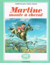 Martine -16c- Martine monte à cheval