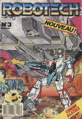 Robotech (Neri) -3- Pliage cosmique