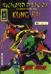 Richard Dragon - Combattant du Kung-Fu (Arédit) -Rec06- Album N°3792 (n°11 et n°12)