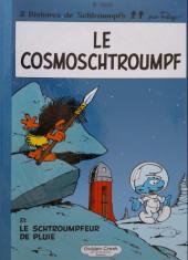 Les schtroumpfs -6TL- Le cosmoschtroumpf