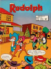 Rudolph - Les aventures de Peter Panda -1- Le petit renne au nez rouge