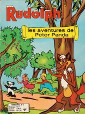 Rudolph - Les aventures de Peter Panda -3- Le vol de la baguette magique