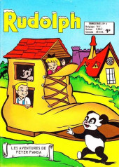 Rudolph - Les aventures de Peter Panda -4- On recherche un chimpanzé
