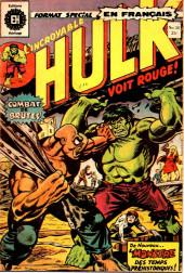 L'incroyable Hulk (Éditions Héritage) -38- De nouveau: l'anneau manquant!