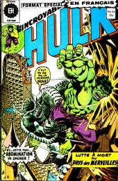 L'incroyable Hulk (Éditions Héritage) -54- La guerre au pays des merveilles!