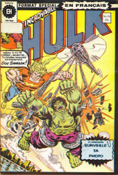 L'incroyable Hulk (Éditions Héritage) -59- Un intrus dans l'esprit!