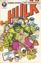 L'incroyable Hulk (Éditions Héritage) -61- Ravage au cœur de l'atome