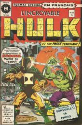 L'incroyable Hulk (Éditions Héritage) -63- Cercle vicieux!