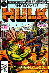 L'incroyable Hulk (Éditions Héritage) -64- Ne m'abandonnez pas!