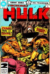 L'incroyable Hulk (Éditions Héritage) -116117- La crypte du chaos!