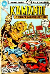 Kamandi (Éditions Héritage) -78- L'arène du diable
