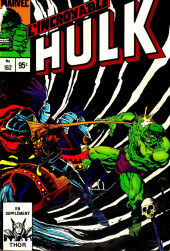 L'incroyable Hulk (Éditions Héritage) -162- Dame de la vie - Ville de la mort!
