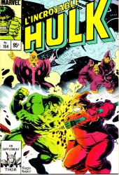 L'incroyable Hulk (Éditions Héritage) -164- Prisonniers!