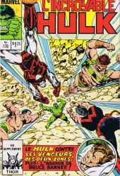 L'incroyable Hulk (Éditions Héritage) -176- Champ de bataille