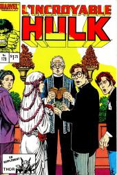 L'incroyable Hulk (Éditions Héritage) -179- Présent au mariage