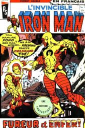 L'invincible Iron Man (Éditions Héritage) -1- La furie infernale!