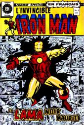 L'invincible Iron Man (Éditions Héritage) -4- Le Lama Noir maudit!