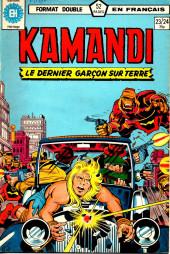 Kamandi (Éditions Héritage) -2324- Mangeur!!!