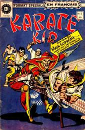 Karaté Kid (Éditions Héritage) -2- La fureur des jours passés et perdus