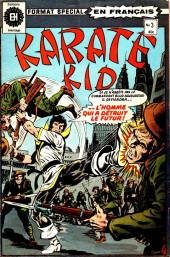 Karaté Kid (Éditions Héritage) -3- Le voleur de demain