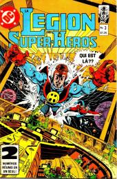 La légion des super-héros (Éditions Héritage) -3- La nuit ne tombe jamais sur Nullport