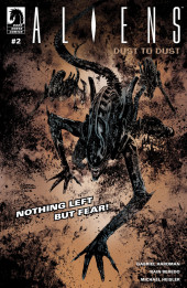 Aliens: Dust To Dust (2018) -2- Issue #2