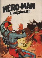 Hero-man -10- Le secret du Docteur Thomas Grand