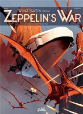 Zeppelin's War -3- Zeppelin contre Ptérodactyles