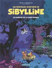 Sibylline (Les nouvelles aventures de) -2- Le vampire de la lune rousse
