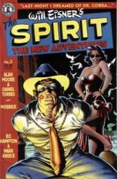Spirit: The New adventures (1998) -3- The Spirit: The New Adventures #3