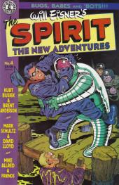 Spirit: The New adventures (1998) -4- The Spirit: The New Adventures #4