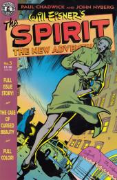 Spirit: The New adventures (1998) -5- The Spirit: The New Adventures #5