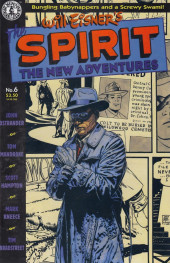 Spirit: The New adventures (1998) -6- The Spirit: The New Adventures #6