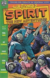Spirit: The New adventures (1998) -7- The Spirit: The New Adventures #7