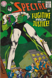 Spectre (The) (1967) -5- Fugitive from Justice!